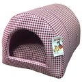Xody Тоннель (хлопок) №1 розовый Xody Kormberi.ru магазин товаров для ваших животных