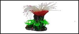 №1 №1 Коралл Белая хризантема MSH-147D 12,5*9*10,5см 0,375кг ЕК147D Kormberi.ru магазин товаров для ваших животных
