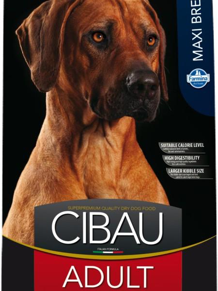 Farmina CIBAU (12кг) д/с крупн. Курица (chicken) Adult Maxi Kormberi.ru магазин товаров для ваших животных