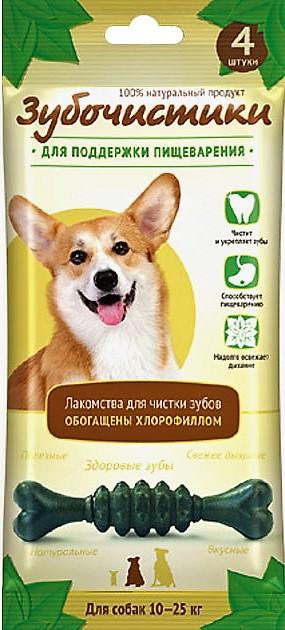 """Зубочистики """"Зубочистики"""" Авокадо для собак средних/крупных пород (35г) 73304027 Kormberi.ru магазин товаров для ваших животных"""