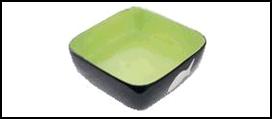 №1 №1 Миска керам. квадратная рис. рыбки 12,5*5см МКР636 Kormberi.ru магазин товаров для ваших животных