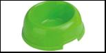 №1 №1 Миска круглая большая 22,5*17*6,5см, 800мл пластик Дм899 Kormberi.ru магазин товаров для ваших животных