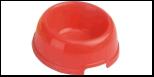 №1 №1 Миска круглая малая 15,5*11,5*5,5см, 250мл пластик Дм901 Kormberi.ru магазин товаров для ваших животных