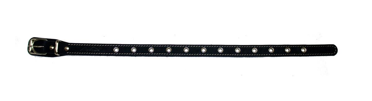 ошейник 20 универсальный черный о20унч (макс. 44 см х 20 мм) Kormberi.ru магазин товаров для ваших животных