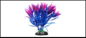 Уют Растение аквариумное 11 см, Гетерантера сине-фиолетовая 0,055кг ВК221 Kormberi.ru магазин товаров для ваших животных
