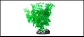 Уют Растение аквариумное 11 см, Бакопа зеленая 0,055кг ВК203 Kormberi.ru магазин товаров для ваших животных