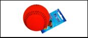 УЮТ Мяч бейсбольный  7см, винил ИШ44 Kormberi.ru магазин товаров для ваших животных