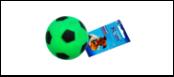 УЮТ Мяч футбольный  7см, винил ИШ46 Kormberi.ru магазин товаров для ваших животных