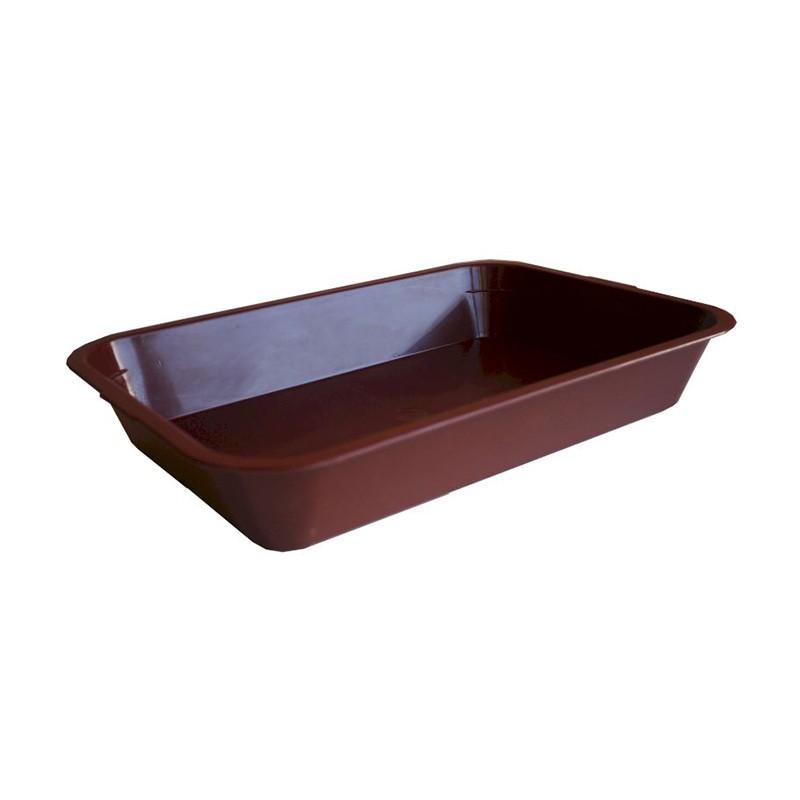 туалет LUCKY 39,5*26,5*6,5 см (поддоны без сетки) (уп 15) 11120 Kormberi.ru магазин товаров для ваших животных
