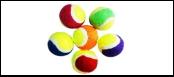Мяч 4см теннисный ИУ90 Kormberi.ru магазин товаров для ваших животных