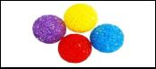 """Мяч 4см -погремушка """"кристалл"""" ИУ78 Kormberi.ru магазин товаров для ваших животных"""
