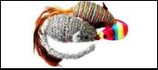 Набор 3 мыши ИУ54 Kormberi.ru магазин товаров для ваших животных
