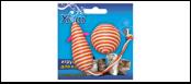 Мышь/мяч веревочные на дисплее ИУ110 Kormberi.ru магазин товаров для ваших животных