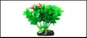 Уют Растение аквариумное 11 см, Людвигия зеленая 0,055кг ВК202 Kormberi.ru магазин товаров для ваших животных