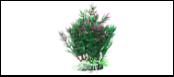 Уют Растение аквариумное 12 см, Гетерантера зелено-фиолетовая 0,1кг ВК311 Kormberi.ru магазин товаров для ваших животных