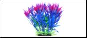 Уют Растение аквариумное 12 см, Гетерантера сине-фиолетовая 0,1кг ВК317 Kormberi.ru магазин товаров для ваших животных