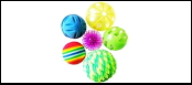 Набор 6 мячей ИУ61 Kormberi.ru магазин товаров для ваших животных