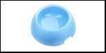 """Миска """"пончик"""" 1800 мл синяя 1*20шт МАК91 Kormberi.ru магазин товаров для ваших животных"""