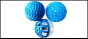 Набор 3 мячика (латекс, пластик,кристалл) ИУ57 Kormberi.ru магазин товаров для ваших животных