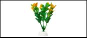 Уют Растение аквариумное 10 см, Бакопа зелено-желтая 0,02кг ВК104 Kormberi.ru магазин товаров для ваших животных