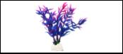 Уют Растение аквариумное 10 см, Гетерантера фиолетовая 0,02кг ВК105 Kormberi.ru магазин товаров для ваших животных
