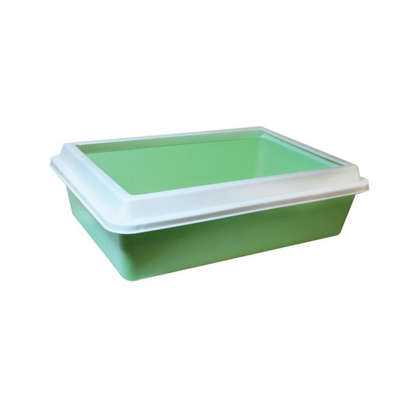 туалет LUX с рамкой 40,5*30*12 см (уп 10) 11081 Kormberi.ru магазин товаров для ваших животных