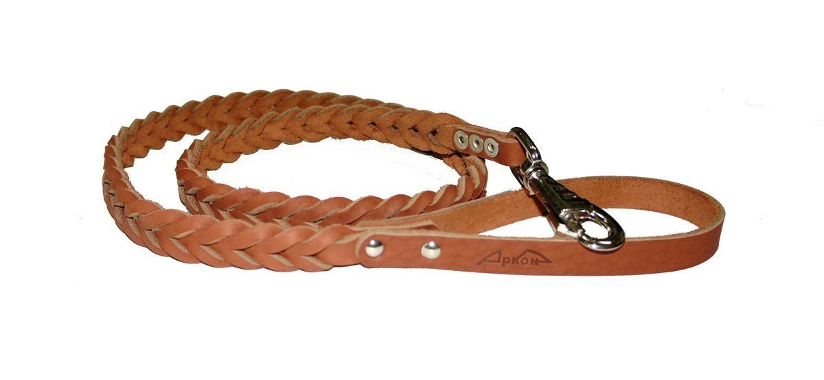 плетенка 8 коньячный пл8к Kormberi.ru магазин товаров для ваших животных