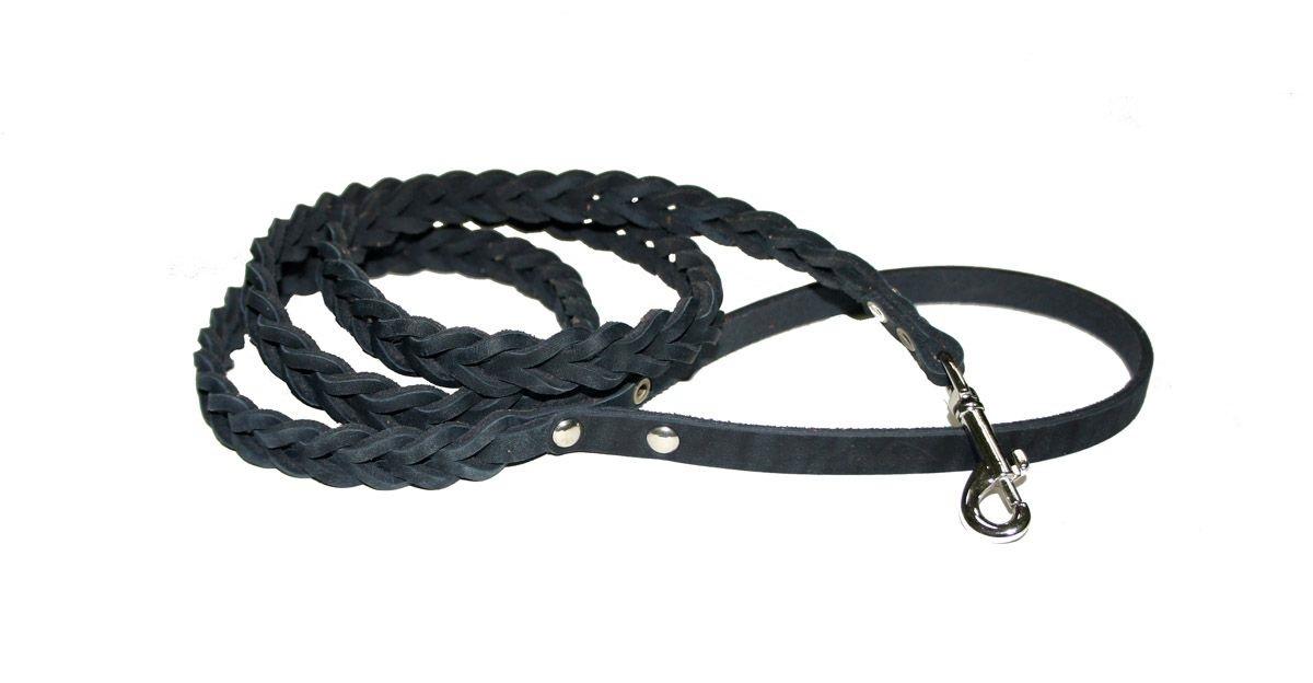 плетенка 8 черный пл8ч Kormberi.ru магазин товаров для ваших животных