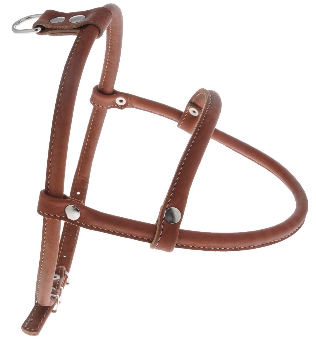 шлейка чау коньячный шчк Kormberi.ru магазин товаров для ваших животных