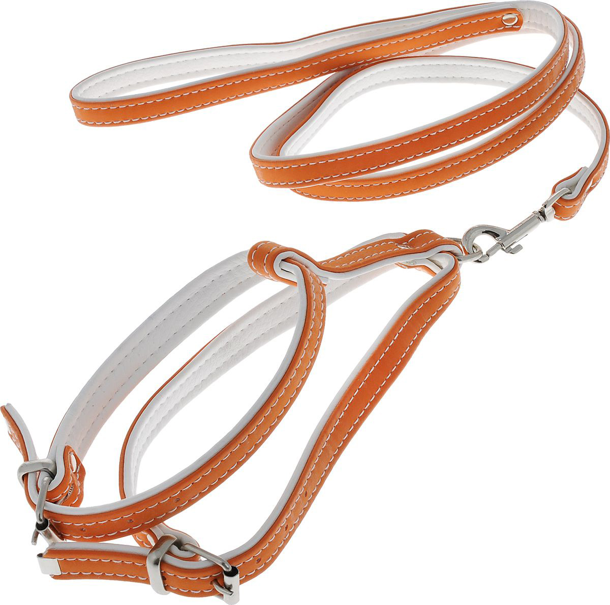 комплект 15(пов.12+шл.15) оранжевый кт15о Kormberi.ru магазин товаров для ваших животных