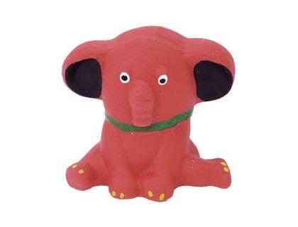 №1 №1 Игрушка д/собак Слонёнок с пищалкой латекс 8-10см ЛС5 Kormberi.ru магазин товаров для ваших животных