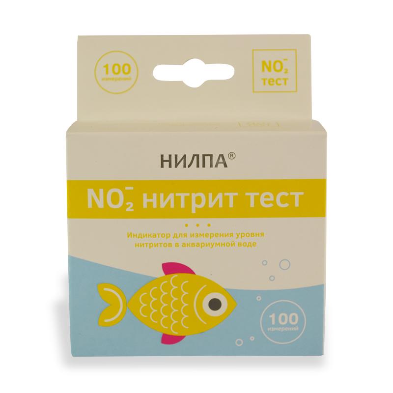 Тест - нитрит NO2 (15мл.) НИЛПА 650300 490091 В Kormberi.ru магазин товаров для ваших животных