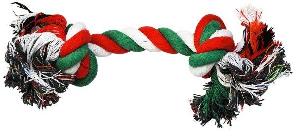 №1 Грейфер веревка с двумя узлами 32см ГР12024-8 Kormberi.ru магазин товаров для ваших животных