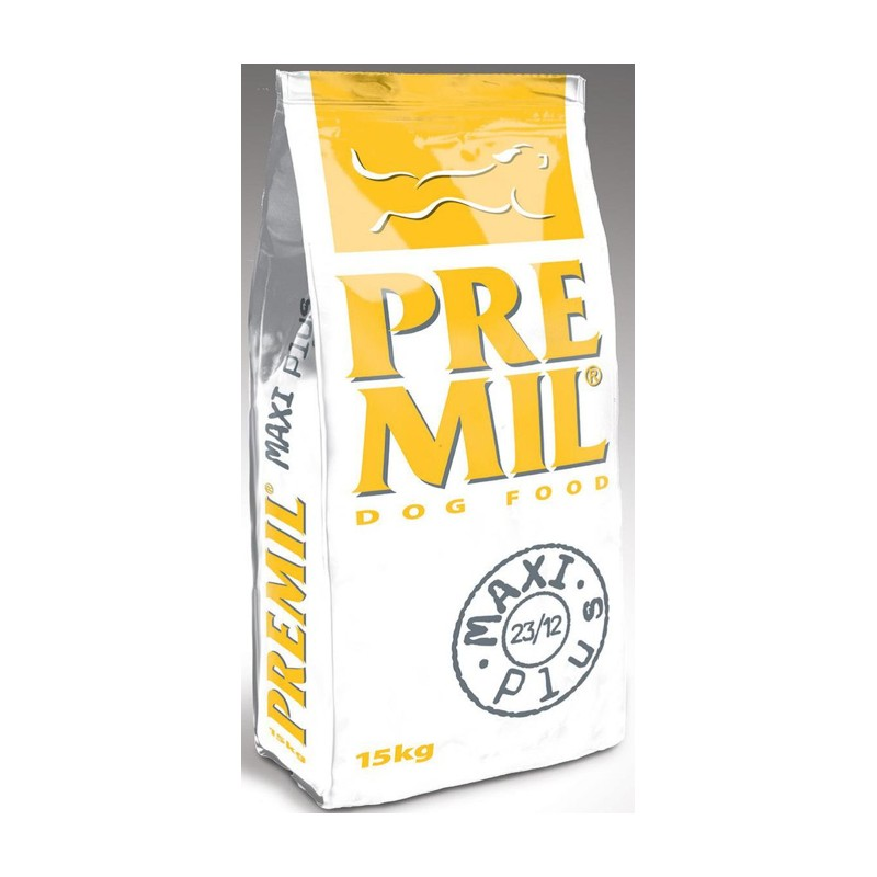 PREMIL (Сербия) PREMIL MAXI PLUS для молодых и активных собак 15кг Kormberi.ru магазин товаров для ваших животных