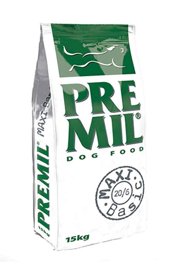 PREMIL (Сербия) PREMIL MAXI BASIC (3кг) для собак снижение веса Kormberi.ru магазин товаров для ваших животных
