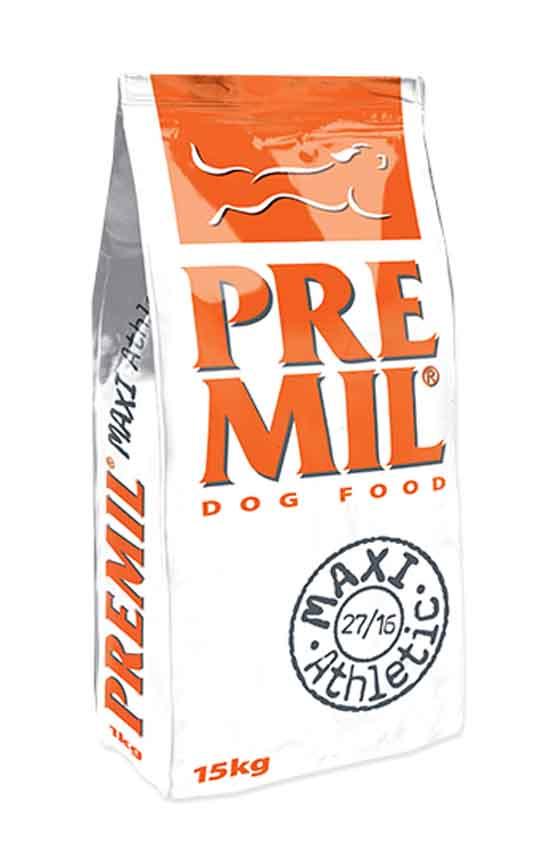 PREMIL (Сербия) PREMIL MAXI ATHLETIC (15кг) для собак Kormberi.ru магазин товаров для ваших животных