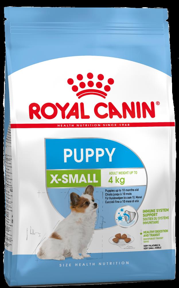 Royal Canin ИКС-Смол Паппи (Юниор) 0,5кг Kormberi.ru магазин товаров для ваших животных