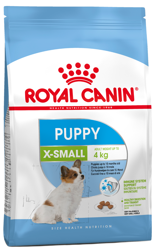 Royal Canin ИКС-Смол Паппи (Юниор) 3кг Kormberi.ru магазин товаров для ваших животных