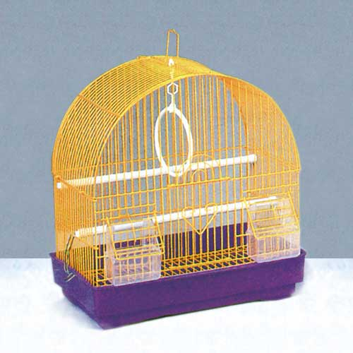 Клетка д/птиц В100 33х23х36см (уп20) Kormberi.ru магазин товаров для ваших животных