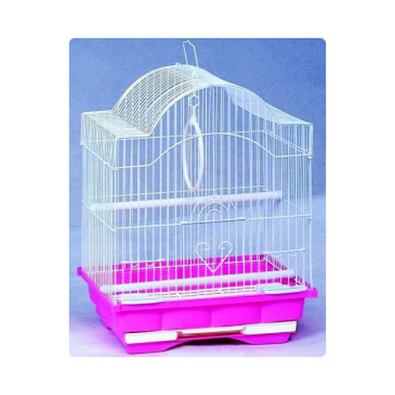 Клетка д/птиц 113-1 29х23х40см (уп15) Kormberi.ru магазин товаров для ваших животных