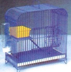 Клетка д/грызунов В КОМПЛЕКТЕ 135 26*18,5*27,5 см Kormberi.ru магазин товаров для ваших животных