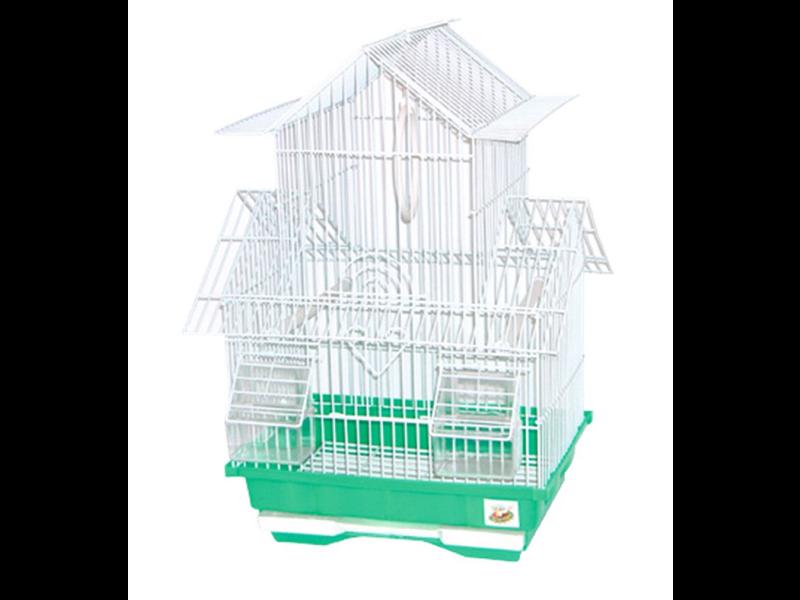 Клетка д/птиц 201 30х23х48см (уп17) Kormberi.ru магазин товаров для ваших животных