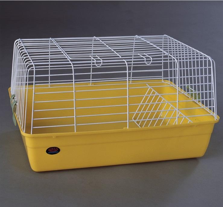 Клетка д/кроликов R-1 60х36х32см (уп4) Kormberi.ru магазин товаров для ваших животных