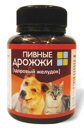"""Вака """"ПИВНЫЕ ДРОЖЖИ"""" 80 т. ЭНТЕРОСОРБЕНТОМ (ВАКА) 1241 В 540593 Kormberi.ru магазин товаров для ваших животных"""