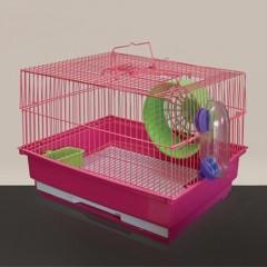 Клетка д/грызунов В КОМПЛЕКТЕ 415 35х28х23см (уп12) Kormberi.ru магазин товаров для ваших животных