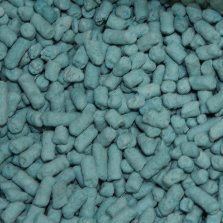 AhvolanMaatila Наполнитель Ahvolanmaatila Бирюзовые гранулы (бактерицидный) с отдушкой кофе капучино 10л Kormberi.ru магазин товаров для ваших животных