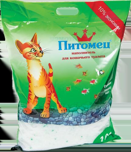 Питомец Наполнитель силикагелевый ТМ Питомец 10л (3 шт) Kormberi.ru магазин товаров для ваших животных