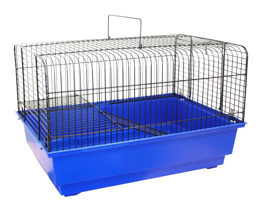 №1 №1 Клетка д/грызуна 37х26х23 см, с этажом, цветная РПК15 Kormberi.ru магазин товаров для ваших животных