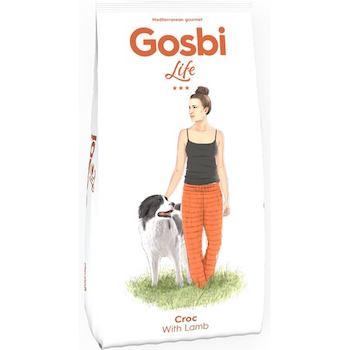Gosbi Life (15кг) д/с Ягнёнок (Lamb) CROC WITH Kormberi.ru магазин товаров для ваших животных