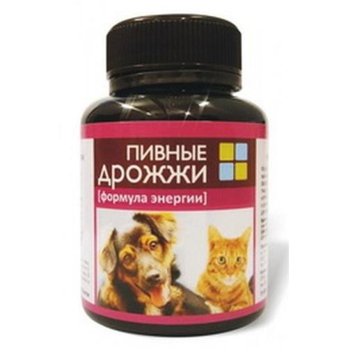 """Вака """"ПИВНЫЕ ДРОЖЖИ"""" 80 т. ФОСФОР (ВАКА) Kormberi.ru магазин товаров для ваших животных"""